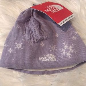 North face winter beanie